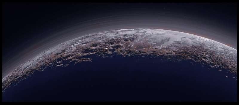 Plutone 14 luglio 2015