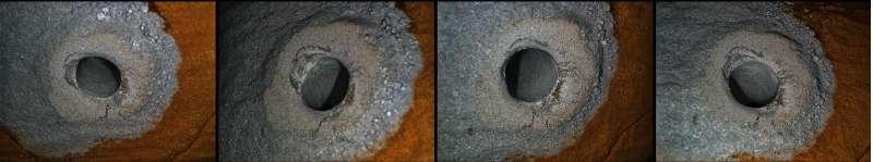 Greenhorn sol 1142