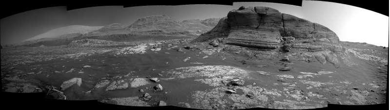 curiosity navcam sol3049