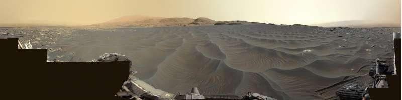 curiosity sol2991