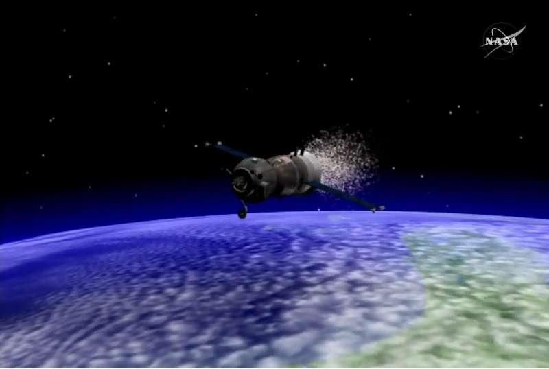 deorbit
