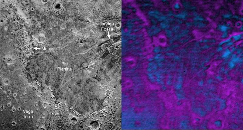 Plutone - Vega Terra
