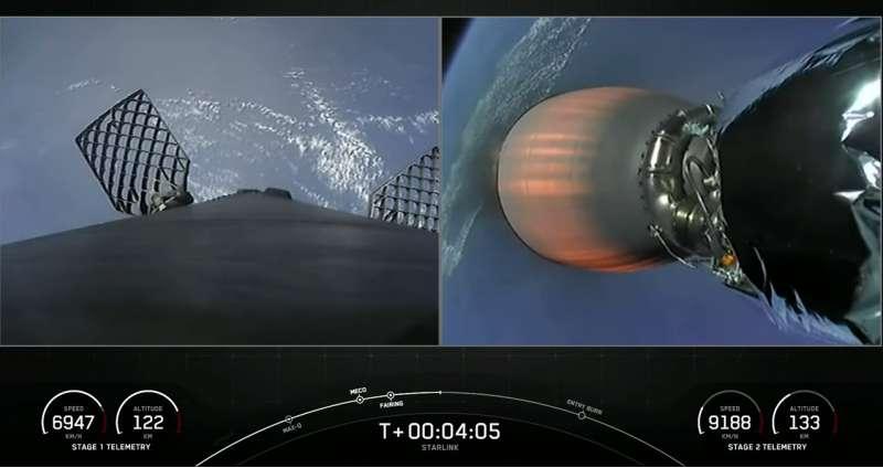 spacex f9 starlink25 flight 04052021